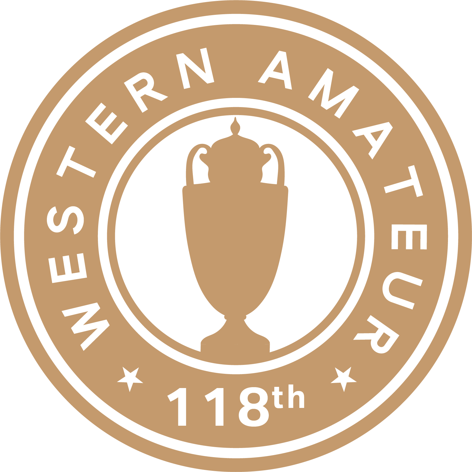 2020 Western Am Logo TROPHY